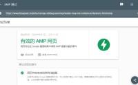 Google AMP收录报错不允许使用自定义JavaScript